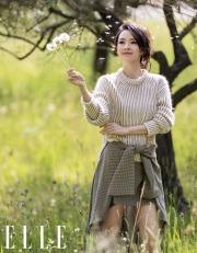 Ziyi Zhang for ELLE China October 2019-1