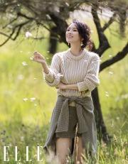 Ziyi Zhang for ELLE China October 2019-3