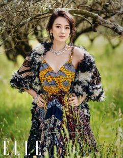 Ziyi Zhang for ELLE China October 2019-8
