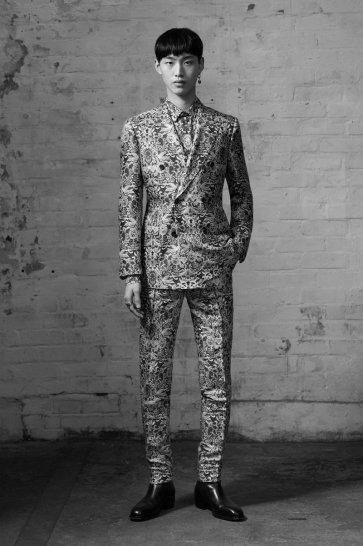 Alexander McQueen Pre-Fall 2019 Menswear