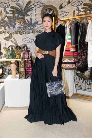 Alyssa Chia in Dior Resort 2020-1