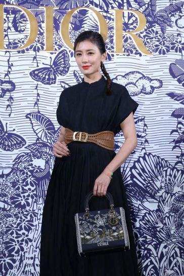 Alyssa Chia in Dior Resort 2020-2