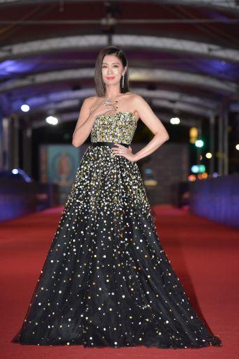 Alyssa Chia in Galia Lahav Fall 2018 Couture-1