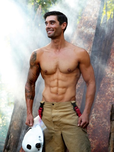Australian Firefighters Calendar 2020-27