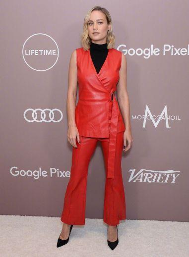 Brie Larson in Rosetta Getty Resort 2020-1