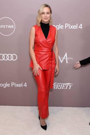 Brie Larson in Rosetta Getty Resort 2020-5