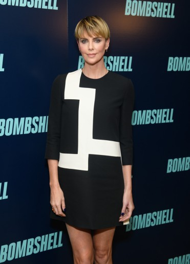 Charlize Theron in Dior Pre-Fall 2019