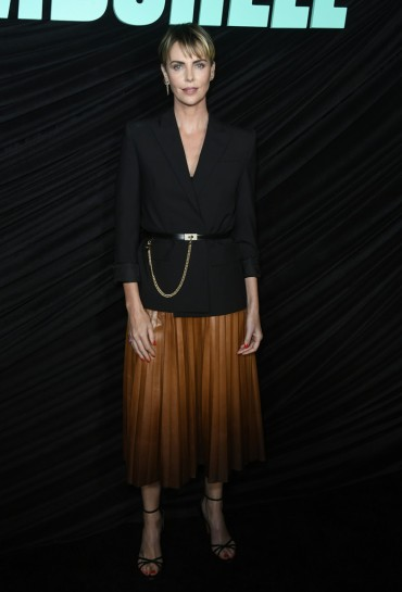 Charlize Theron in Givenchy Pre-Fall 2019-7