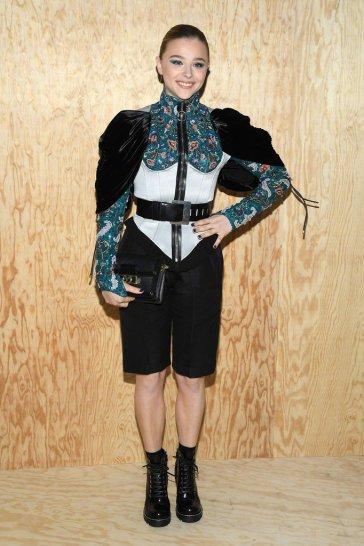 Chloe Moretz in Louis Vuitton Resort 2020-4