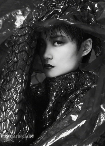 Chris Lee for Marie Claire China November 2019-7