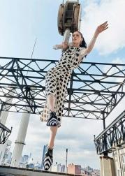 Coco Rocha Grazia Australia October 2019-9