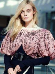 Elle Fanning InStyle November 2019-1