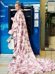 Elle Fanning InStyle November 2019-11