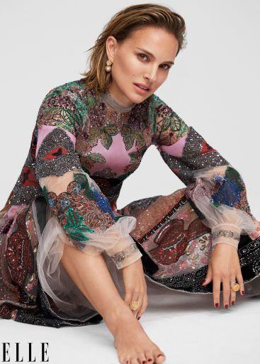 ELLE Women in Hollywood Issue 2019 Natalie Portman-1
