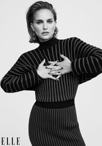 ELLE Women in Hollywood Issue 2019 Natalie Portman-2
