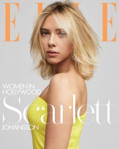 ELLE Women in Hollywood Issue 2019 Scarlett Johansson Cover