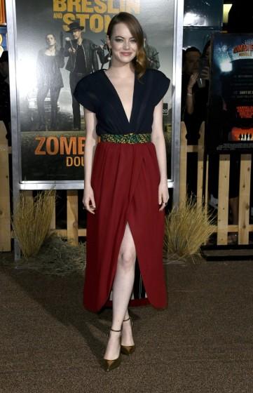 Emma Stone in Louis Vuitton Spring 2020-11