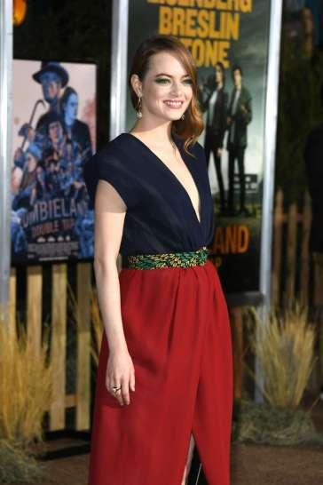 Emma Stone in Louis Vuitton Spring 2020-4