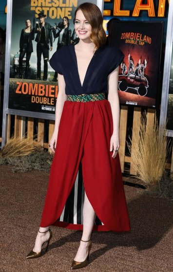 Emma Stone in Louis Vuitton Spring 2020-5