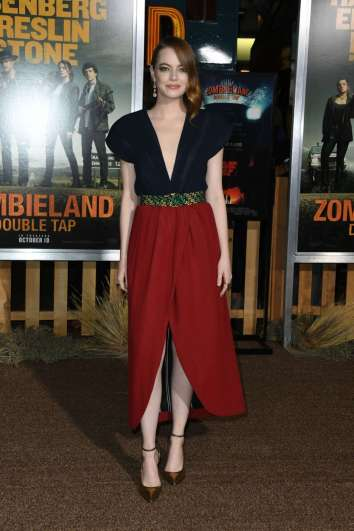 Emma Stone in Louis Vuitton Spring 2020-8
