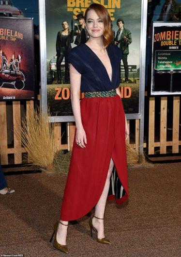 Emma Stone in Louis Vuitton Spring 2020-9