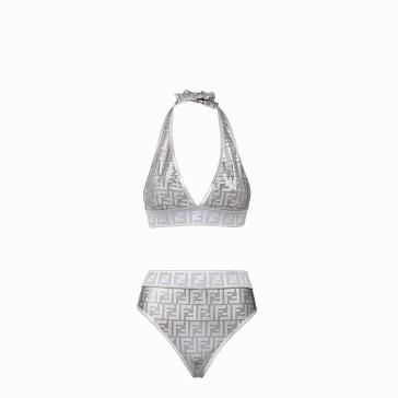 Fendi Prints On Lycra bikini