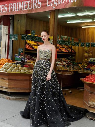 Galia Lahav Fall 2018 Couture