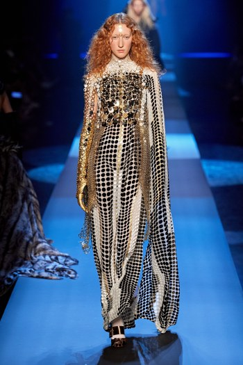 Jean Paul Gaultier Fall 2019 Couture