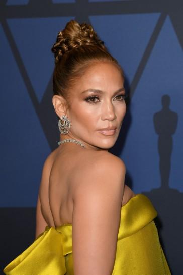 Jennifer Lopez in Reem Acra Spring 2020-3