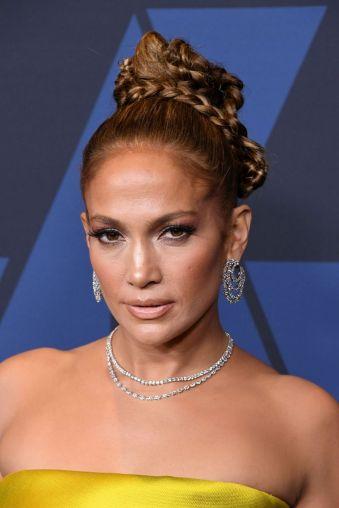Jennifer Lopez in Reem Acra Spring 2020-8