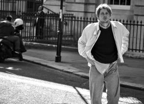 Joe Alwyn for Man About Town Fall 2019-2