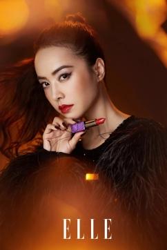 Jolin Tsai NARS Cosmetics Studio 54 Collection-2