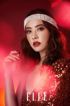 Jolin Tsai NARS Cosmetics Studio 54 Collection-3