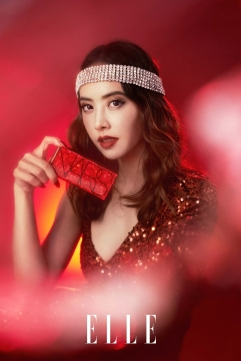 Jolin Tsai NARS Cosmetics Studio 54 Collection-4
