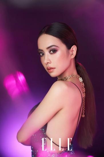 Jolin Tsai NARS Cosmetics Studio 54 Collection-5