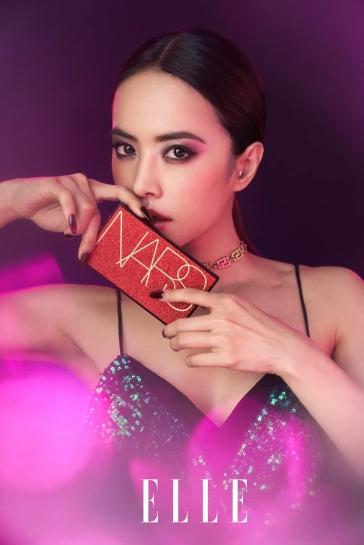 Jolin Tsai NARS Cosmetics Studio 54 Collection-6