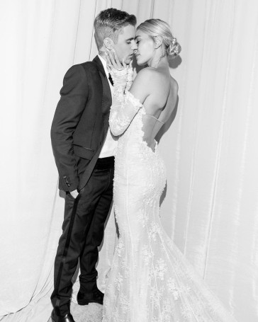 Justin Bieber and Hailey Bieber wedding-1
