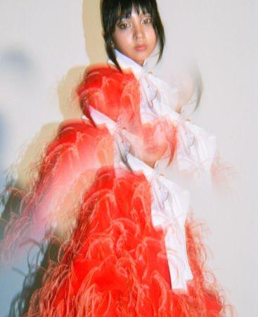Kōki for Harper's Bazaar Japan December-5