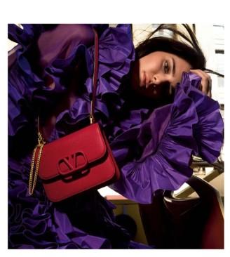 Kendall Jenner Valentino Resort 2020 VSLING Bag Campaign-2