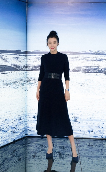 Li Bing Bing in Loro Piana Fall 2019-2