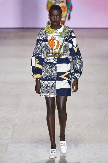 Louis Vuitton Spring 2020 Look 13