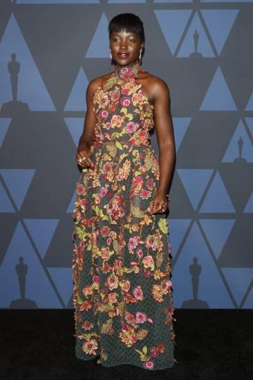 Lupita Nyong'o in Givenchy Spring 2020
