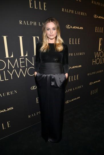 Margot Robbie in Ralph Lauren Fall 2019-3