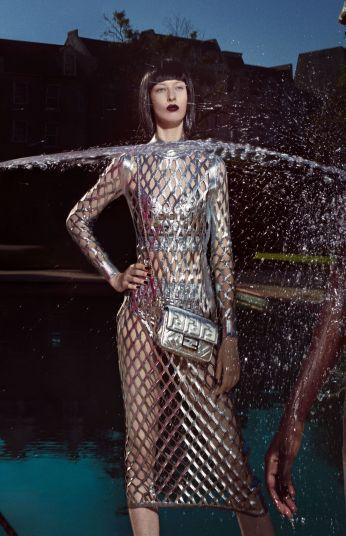 Nicki Minaj X Fendi Collection