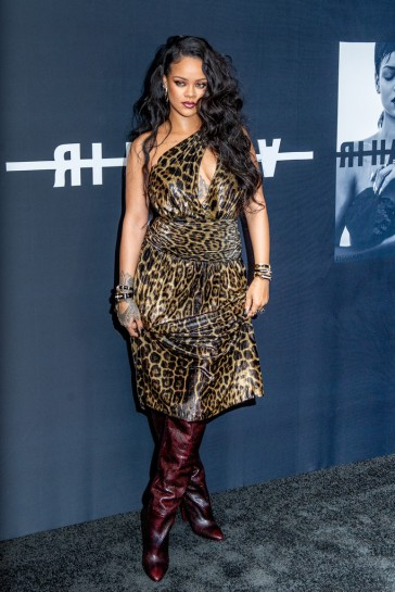 Rihanna in Saint Laurent Spring 2020-2