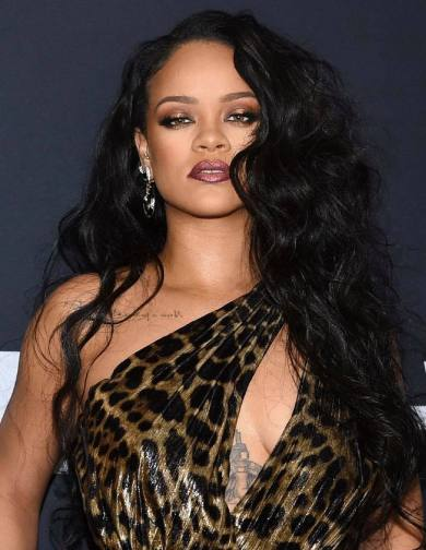 Rihanna in Saint Laurent Spring 2020-9