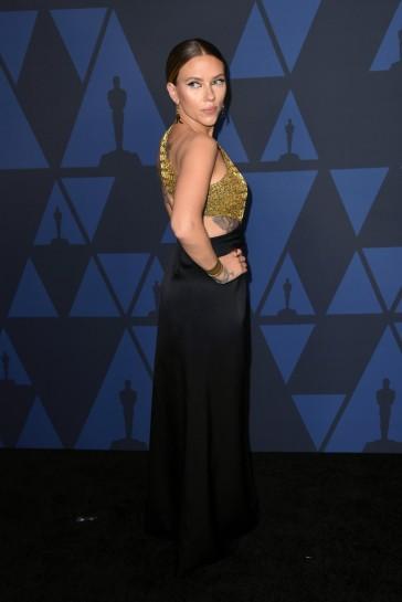 Scarlett Johansson in Celine-1