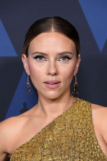 Scarlett Johansson in Celine-10