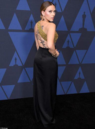 Scarlett Johansson in Celine-5