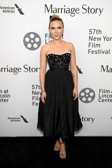 Scarlett Johansson in Dior-1